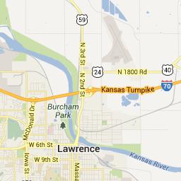 University+of+Kansas+Lawrence,+KS+66045 - Google Maps