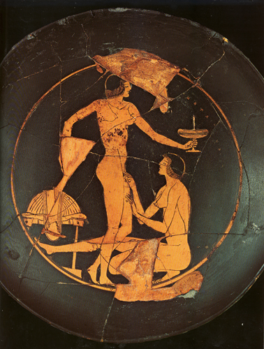 Sex in ancient greek